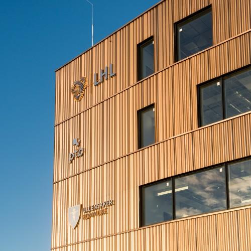 Helsehuset. Foto av Finn Ståle Felberg.