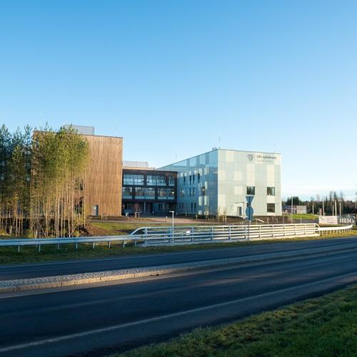 Gardermeon Campus. Foto av Finn Ståle Felberg.